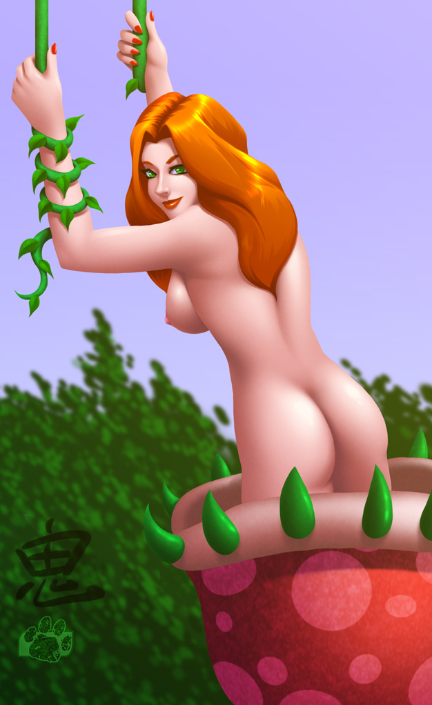 poison ivy sexy of pics Dragon ball young chi chi