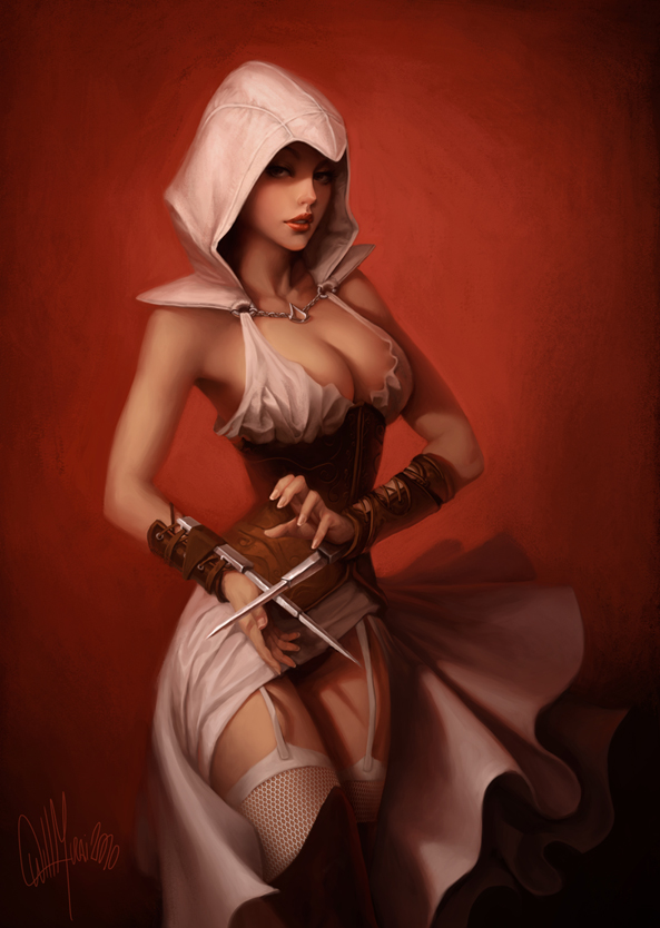 syndicate creed evie porn assassin's Kenichi the mightiest disciple xxx