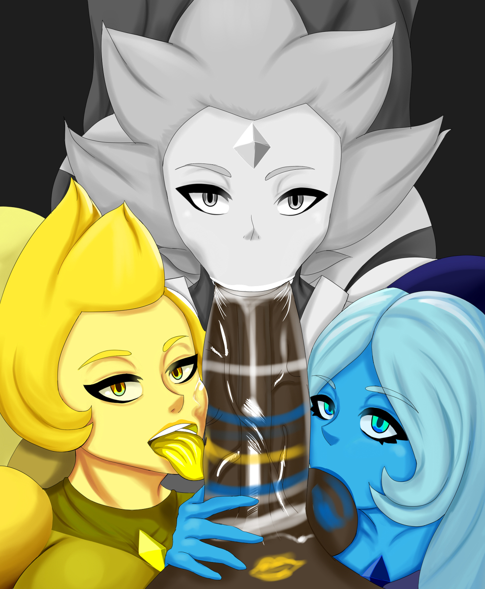 pearl universe yellow steven blue pearl and Why the hell are you here teacher unconcerned