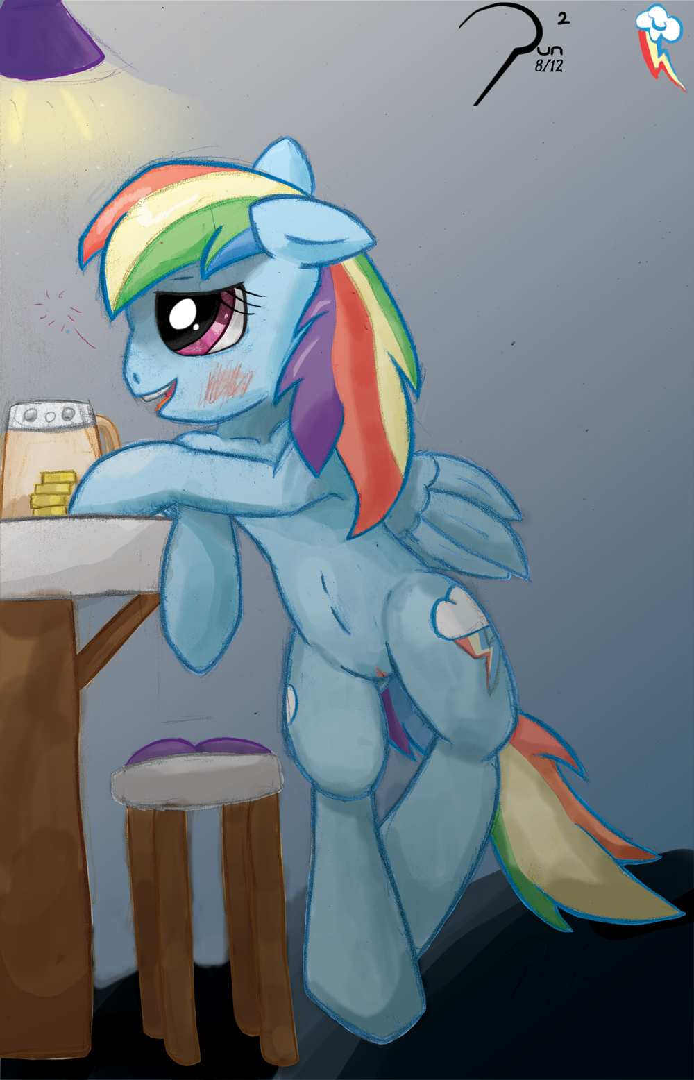 my is magic friendship little pony nude How old is the scout tf2