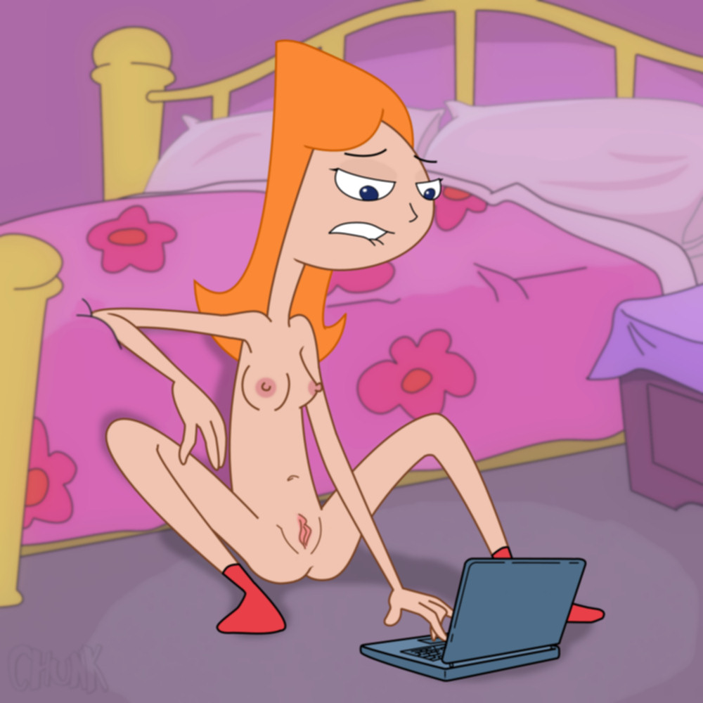 and nude phineas candace ferb The incredible world of chi chi