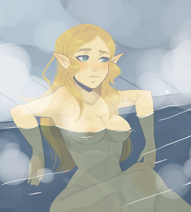 breath princess of the nude wild zelda Do s one punch man