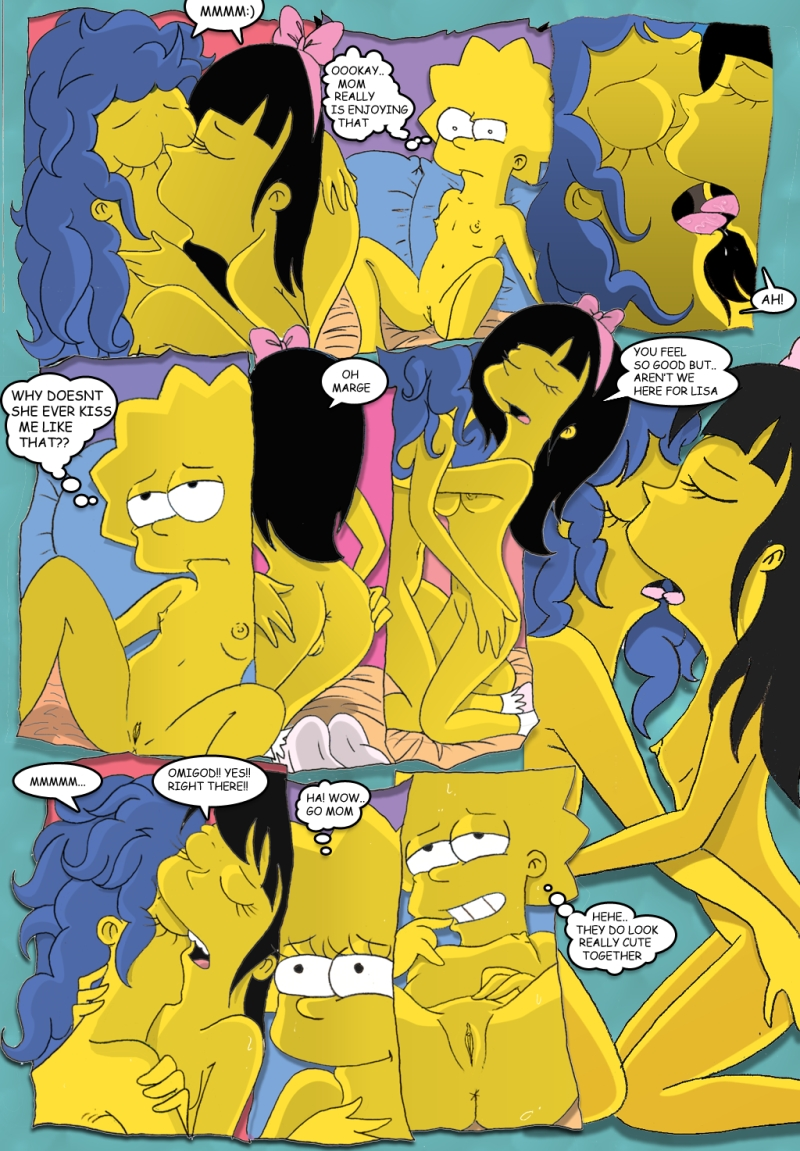 marge of pictures simpson naked Which danganronpa girl are you