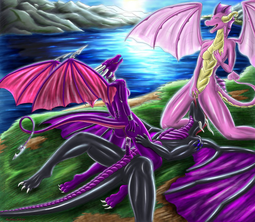 fanfiction spyro and mating cynder Chiko heiress of the phantom thief