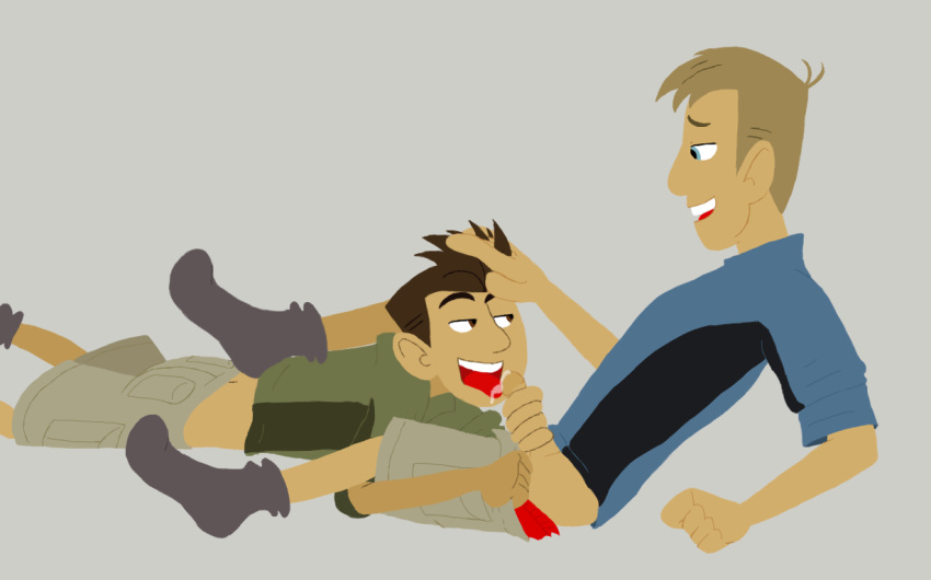 kratts martin and sex chris wild All dogs go to heaven