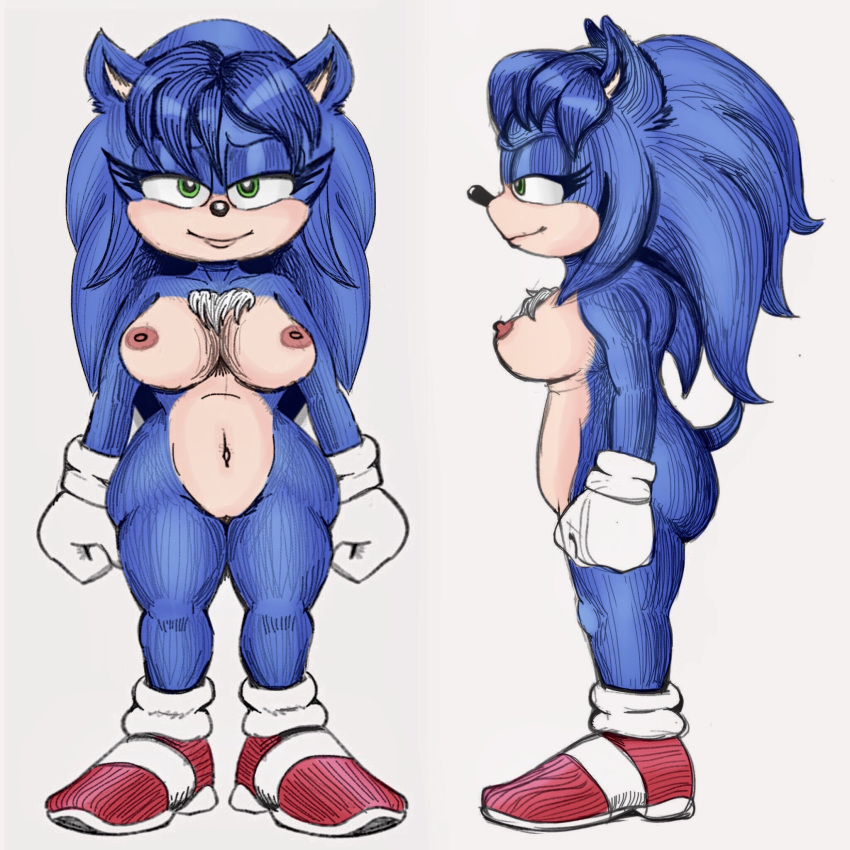 hedgehog sonic movie porn the Star paladin cross fallout 4