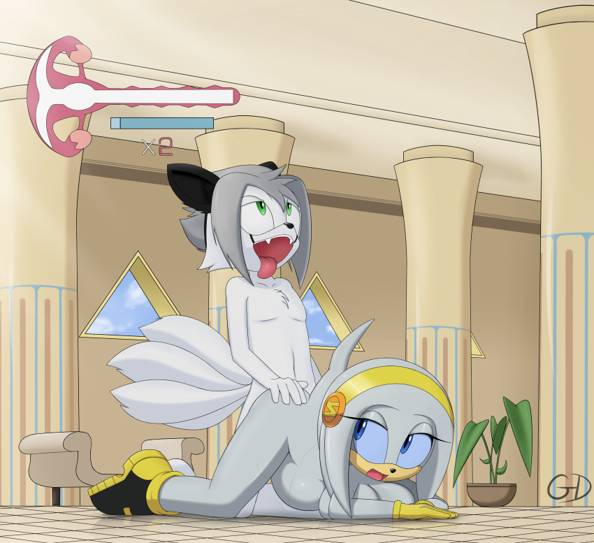 disaster gifs x project potion love Brandy and mr whiskers costume