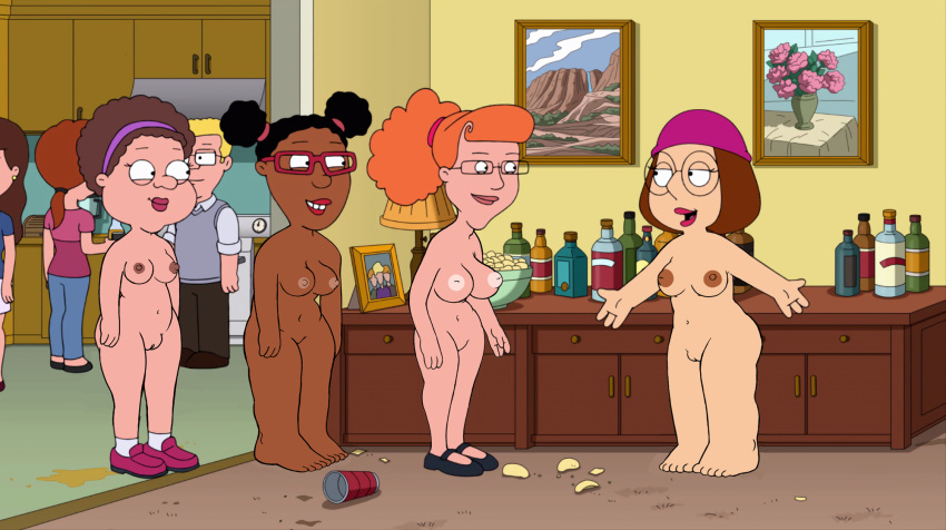 naked family from guy lois Tentacle all the way through gif