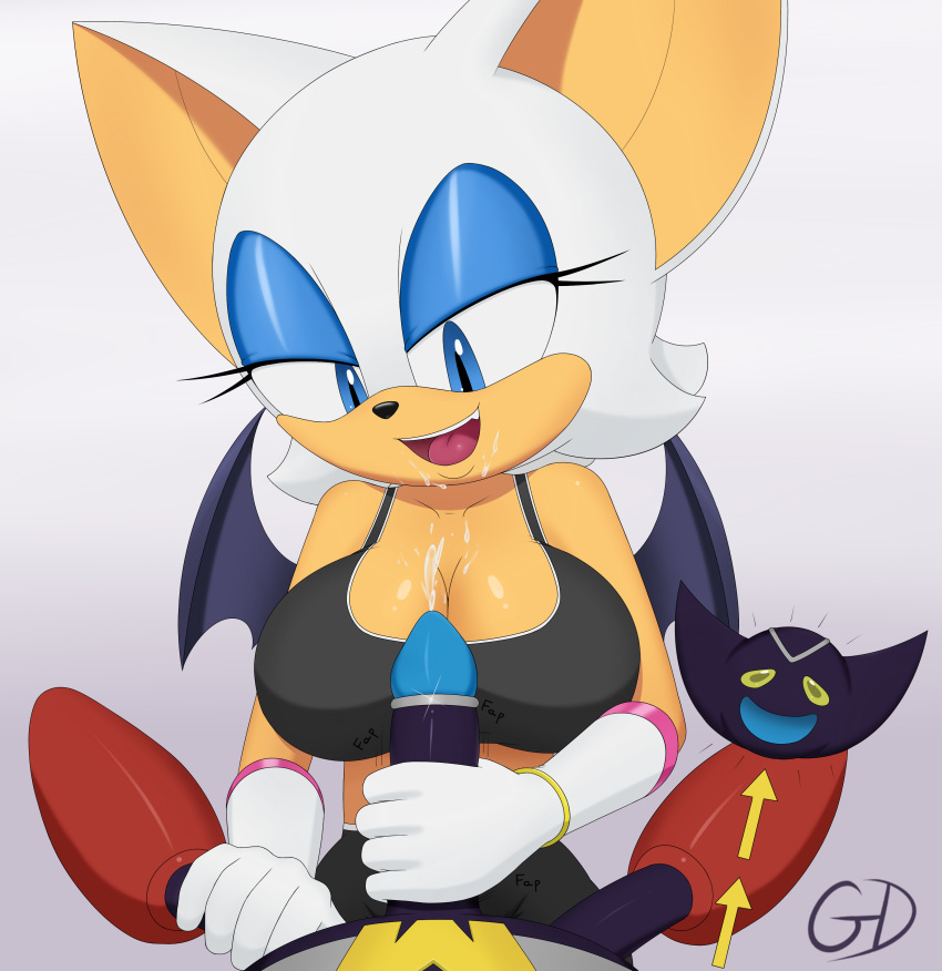 rouge bat the Five nights at anime