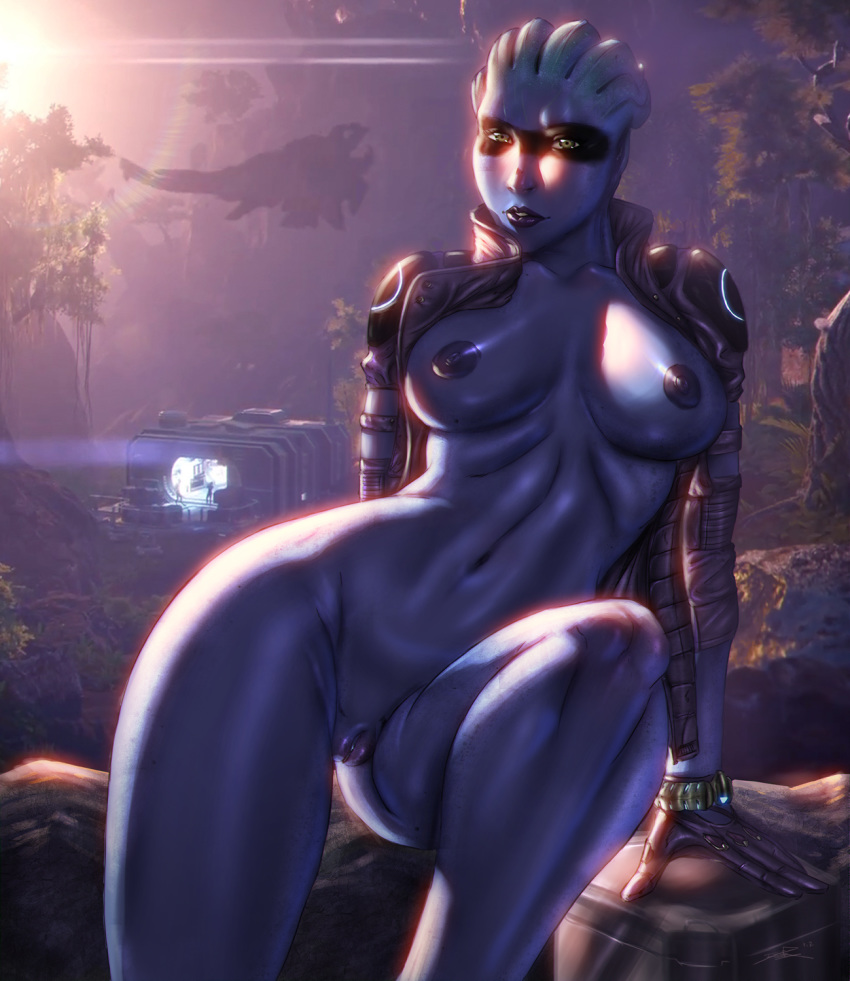 effect nude andromeda mass peebee Index of one punch man