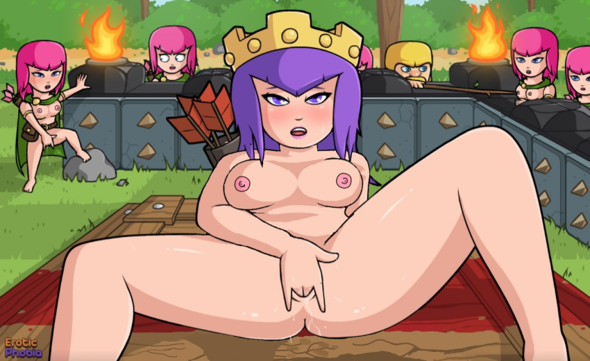 witch clans of clash porn Ben 10 and gwen love fanfiction